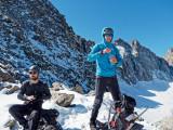 Glacier Notch (13,100ft; 3993m)