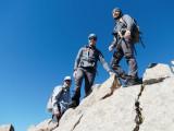 Summit of Mt Gayley (13,510ft; 4118m)