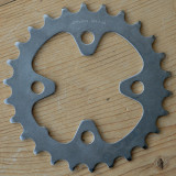 Shimano Deore M540 26T Chainring 9-speed SG-X
