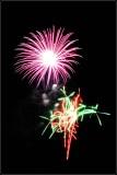 Mountain Lakes Fireworks 2017