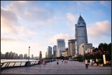 The Bund of Shanghai