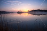 Groot eiland, sunrise