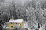 Winter scene, Pirkkala