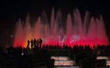 The Montjuïc Magic Fountain, Barcelona
