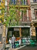 Coffee break, Madrid