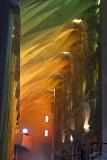 Reflecting colors, Sagrada Familia