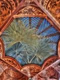 Casa Vicens ceiling