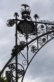 Street lamp, Passeig de Gracia