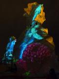 La Pedrera Light Show, Barcelona