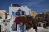 Santorinian house, Oia