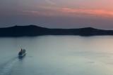 Sailing away, Firostefani