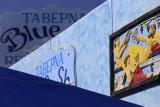 Blue Sky Taverna, Oia