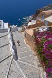 Stairs to Ammoudi Bay, Oia