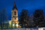 Kittilä church, Lapland