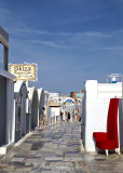 The Red Chair, Oia