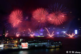 Fireworks Display to Celebrate the 20th Anniversary of the Establishment of the HKSAR