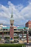 European clock tower @ Hans Christian Anderson Square DSC_7043