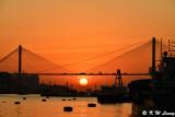 Sunset @ Ting Kau Bridge DSC_5659