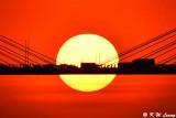 Sunset @ Ting Kau Bridge DSC_5638