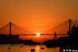Sunset @ Ting Kau Bridge DSC_5639