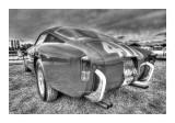 Cars BW HDR 102