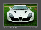 ALFA ROMEO TZ3 Stradale 2011 Chantilly - France