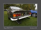 FERRARI 365 GT 2+2 Chantilly - France