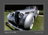 DELAHAYE 135 M 1939 Chantilly - France