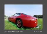 ASTON MARTIN DB4 GT Zagato 1960 Chantilly - France