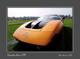 MERCEDES BENZ C 111 Chantilly - France