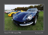FERRARI 275 GTB Longnose 1966 Chantilly - France