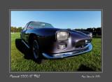 MASERATI 5000 GT 1962 Chantilly - France