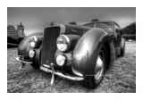 Cars BW HDR 122