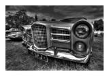 Cars BW HDR 129
