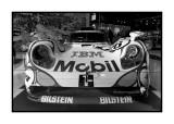 Porsche 911 GT1 1998, Paris