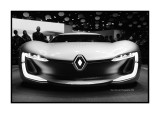 Renault Trezor, Paris