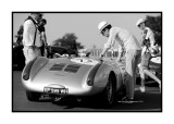 Porsche 550 Spyder 1950, Le Mans