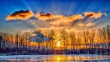 Winter Sunrise P1180492-8