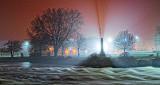 Cenotaph In Night Fog P1190336