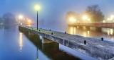 Foggy Canal Basin P1190552-4