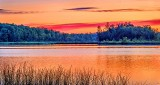 Otter Lake At Sunrise P1210564-8