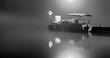 Docked In Night Fog P1210628-30