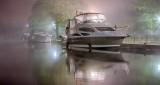 Docked In Night Fog P1210637-9