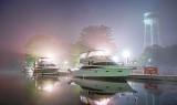 Docked In Night Fog P1210640-2