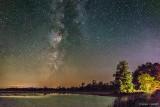 Milky Way Over Irish Creek P1220336