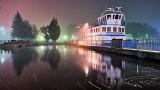 Kawartha Voyageur In Night Fog P1220993-9