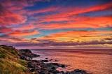North Atlantic Sunrise P1240338-40