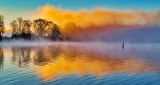 Rideau Canal Sunrise Fog P1260084