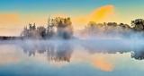 Misty Rideau Canal P1260150-6