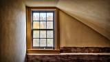 Old Log House Upper Window P1270112-8